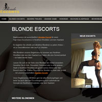 Blonde Escorts